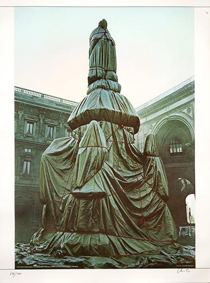 Monument to Leonardo (b)