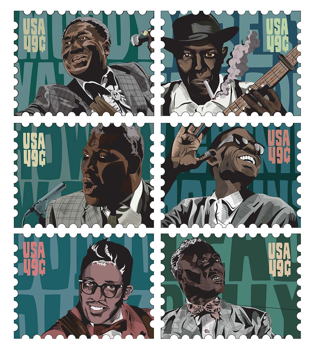 2015 MDaw_Blues Legends Stamps(print)