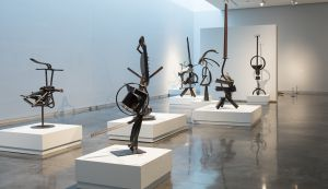 """Broken Time: Sculpture by Martin Payton,"" a collection of the artist's most sophisticated improvised creations, will be on display at Pensacola State College through Friday, Nov. 30."