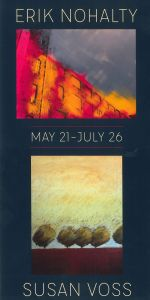 2018 SUMMER INVITATIONAL featuring works by Erik Nohalty and Susan Voss May 21 – July 26, 2018