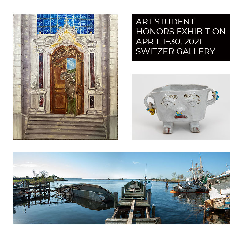 decorative image of art-student , Art Student Honors Exhibition | April 1–30, 2021 2021-03-23 15:04:44