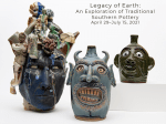 decorative image of Face_Jug_Group2 , Legacy of Earth: An Exploration of Traditional Southern Pottery April 29–July 15, 2021 2021-04-13 12:19:47